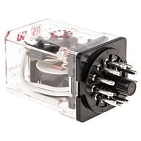 RS Pro  348813 - RELAY-11 PIN 230 AC.10AMP