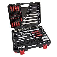 RS Pro  7348889 - 94 Pieces Mechanical Tool Ki