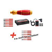 WIHA 590 T101-KIT - Electric screwdriver 1000V