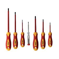 PEREL HSET17 - SCREWDRIVERSET 7 PCS 1000V