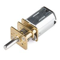 Micro Gearmotor - 460 RPM (6-12V)