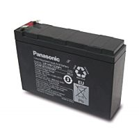 PANASONIC UP-VW1220P1 - LEAD BATTERY 12V 20W 6-9 YEARS