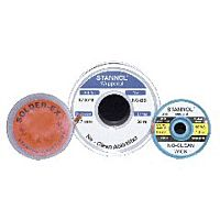 STANNOL NC-AA ST - SOLDER WICK LF 1,5MM YELLOW