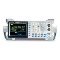 GW Instek AFG-2125 - 25MHz Arbitrary Waveform Function G