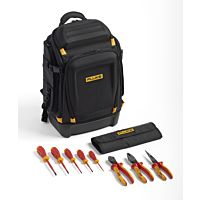 FLUKE IKPK7,PACK30 INSULATED 5 SCREWDRIVER + 3 PLIER KIT, 1000V