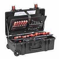 Gt Line Waterproof polypropylene tool case 520x285x205