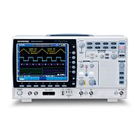 100MHz, 2-Channel, Digital Storage