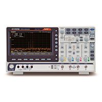 Digital Storage Oscilloscope 4 channel, 200 MHz