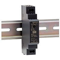Power supply Din rail 15W 12V, SLIM
