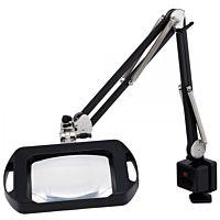 LICO 72400-3BK-LED - LOUPE LAMP LED 20x15cm ESD 3 DIOPTR BLACK