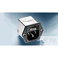 TE Connectivity / Corcom Brand 10CUFE1 10CUFE1=F8296 - POWER LINE FILTER