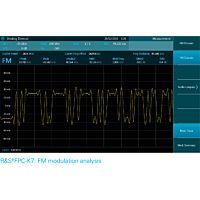 FPC-K7 MODULATION ANALYSIS