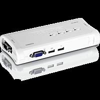 TRENDNET TK-407K - 4-Port USB KVM Switch Kit