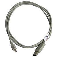 USB 2 A/MINIB 5-POLE. M/M 1.8M