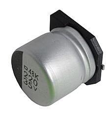 NCC 47UF16MZAF61E - ELECTROLYTIC CAP. 47UF16V