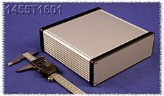 HAMMOND 1455T1601 - ALUMINUM ENCLOSURE 163x160x51,5mm