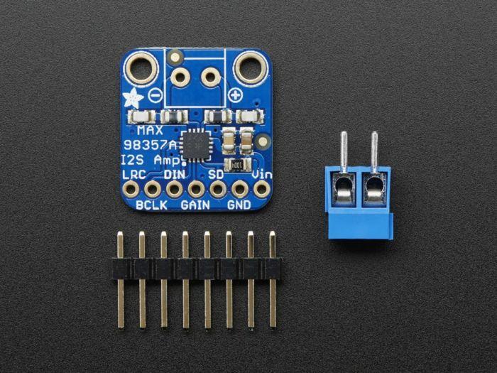 Adafruit I2S 3W Class D Amplifier B
