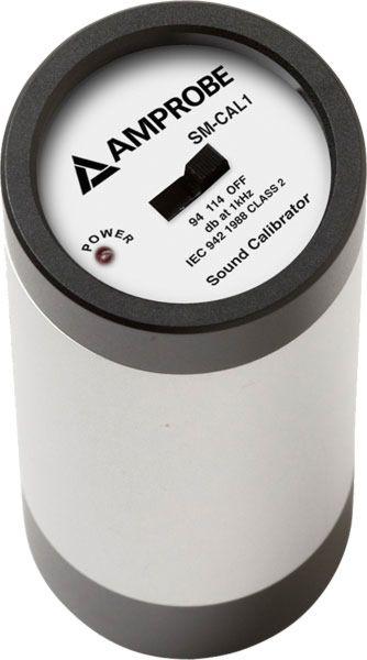 AMPROBE AMP SM-CAL1 - ÄÄNENTASOKALIBRATOR 94&114dB 1kHz