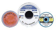 STANNOL NC-AB ST - TINAIMUNAUHA 2.2mm/1.5m VIHREÄ