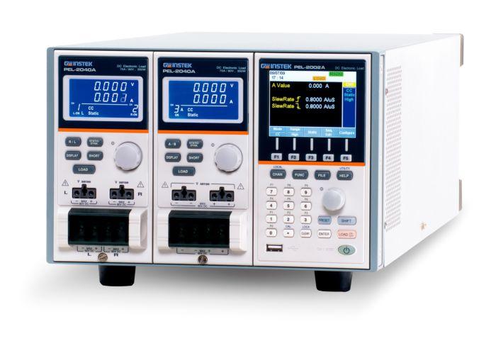 GW Instek PEL-2002A - 2-Slot Programmable D.C. Electronic