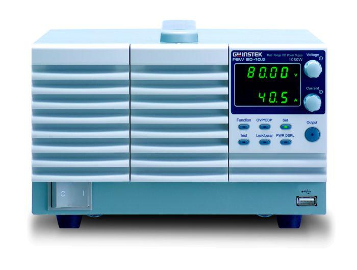 GW Instek PSW800-4.32 - 1080W Multi-Range Programmable Swit