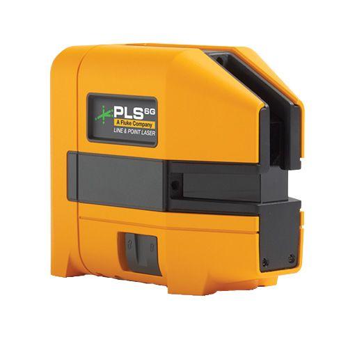 FLUKE PLS 6G SYS - Ristilinja- ja pistelaserjärjestelm
