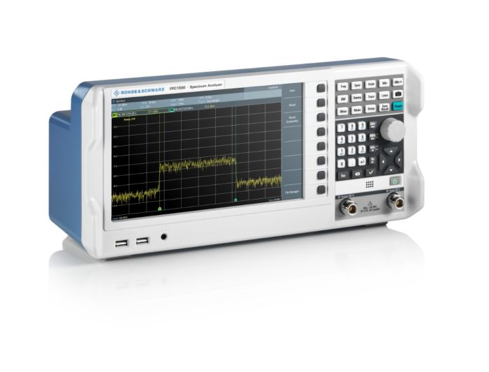 ROHDE & SCHWARZ FPC1500 - SPECTRUM ANALYZER