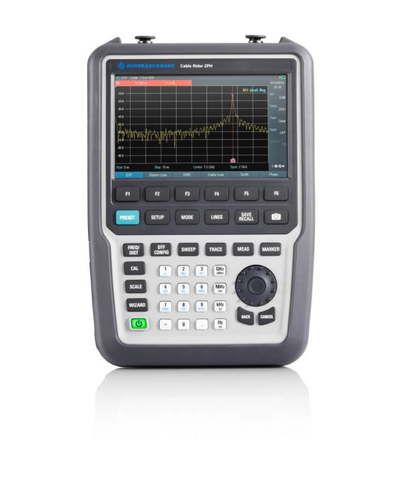 ROHDE & SCHWARZ ZPH-12 - ZPH CABLE RIDER
