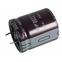 NCC 1200UF160KMMFPE - 30X35 R10 105C 2.49A
