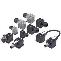 MOLEX 1210230122 - VALVE CONN. 2+PE DIN B IND PG9