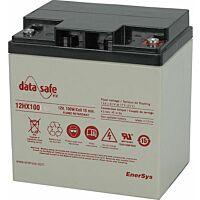 ENERSYS 12HX100S DATASAFE SULJETTU LYIJYAKKU 12V 107W/KENNO 10 VUOTTA