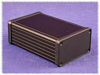 HAMMOND 1455D802BK - ALUMIINIKOTELO 80x45x25mm