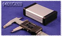 HAMMOND 1455C802 - Aluminium Enclosure 82x54x23mm