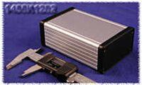 HAMMOND 1455K1202 - Extruded Aluminium 122x78x43mm