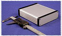 HAMMOND 1455L1201 - ALUMIINIKOTELO 123x103x30,5mm