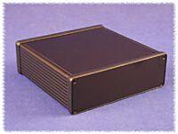 HAMMOND 1455T1601BK - ALUMIINIKOTELO 163x160x51,5mm
