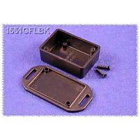 HAMMOND 1551GFLBK - ABS-Plastic enclosure 50x35x20mm BLACK IP54