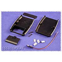 HAMMOND 1553BBKBAT - ABS-Plastic enclosure 117x79x24mm BLACK/GREY