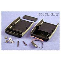 HAMMOND 1553CBKBAT - ABS-Plastic enclosure 117x79x33mm BLACK/GREY