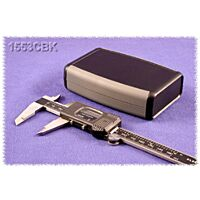 HAMMOND 1553CBK - ABS-Plastic enclosure 117x79x33mm BLACK/GREY