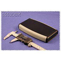 HAMMOND 1553DBK - ABS-Plastic enclosure 147x89x24mm BLACK/GREY