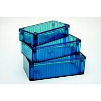 HAMMOND 1591ATBU - Polykarbonaattikotelo 100x50x21mm jäänsininen