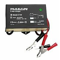 MASCOT 2140/12VD - 12VDC 4A FOR LEAD CELLS IP67