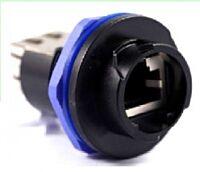 CHOGORI 33008635-02 - RJ45 PANEL JACK IP67 PUSH LOCK
