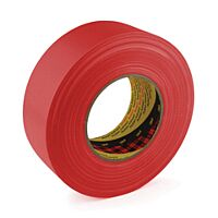 SCOTCH 3M 389-25-PU - CLOTHTAPE 25mmx50m RED