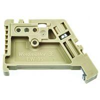 Päätylukite DIN-35 kiskoon 10kpl/pk