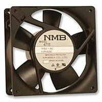 NMB 4715MS-23T-B10-A00 - 230V Fan 120x38mm (Terminal connection)