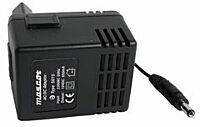 MASCOT 5015/6VD - 6V 1.2A 7.8W Virtalähde AC/DC reguloitu