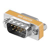 YES CAKD9MF-NM - Null-modem adaptor 9 pin
