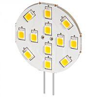 YES LED-G4S-12VA - LED lamppu 12x SMD-LED 6200K